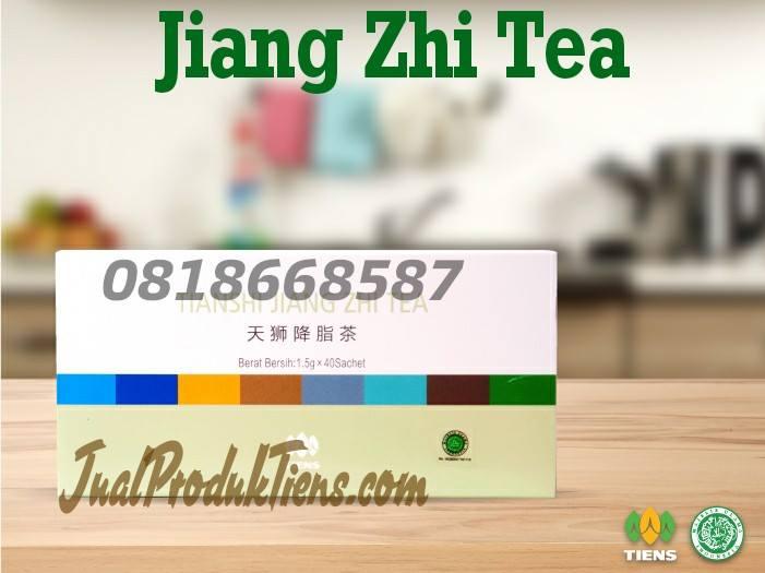 teh hijau tiens
