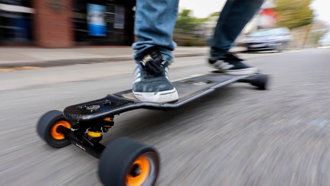 skateboard elektrik