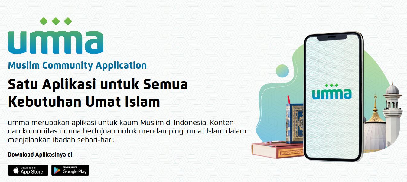 umma aplikasi