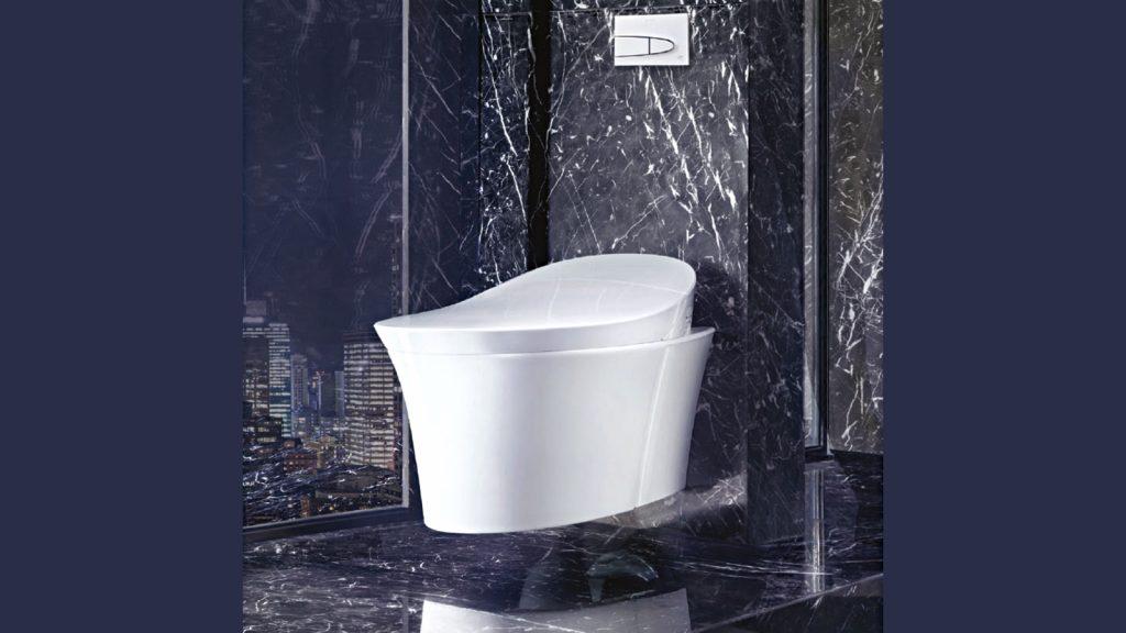 kohler Veil Intelligent Toilet Tipe Wall Face
