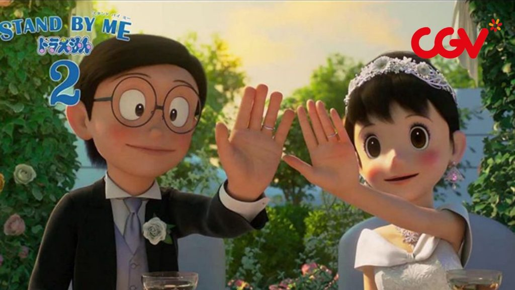 stand by me 2 doraemon