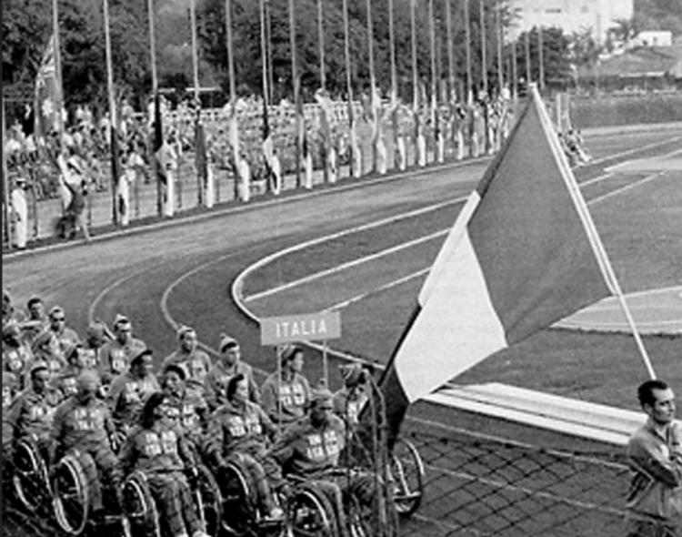 paralimpiade roma 1960