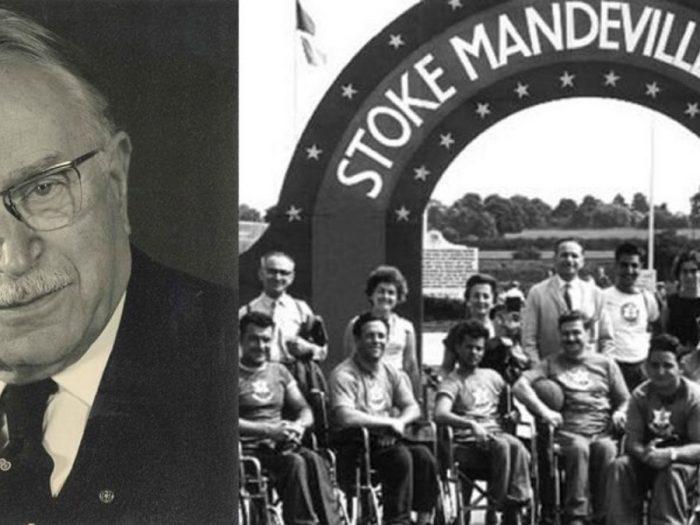 sejarah paralimpiade